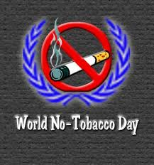 May 31, 2012: No Tobacco Day, Complete Sentence Day, Positive Thinking Day, Macaroon Day