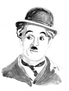 Charlie Chaplin charlie chaplin 6485608 410 542 226x300 April 16, 2012: Stress Awareness Day, Librarian Day, Eggs Benedict Day, Mushroom Day