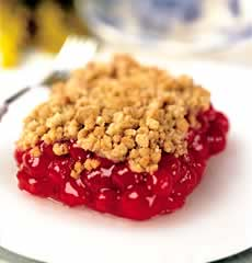 Cherry Cobbler Day: