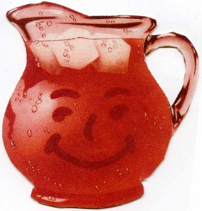 Kool Aid Pitcher 288x300 Affordable Care Act: Talk Does Not Cook Rice