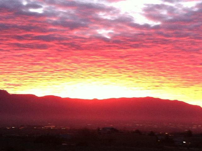 Sunrise Albuquerque New Mexico